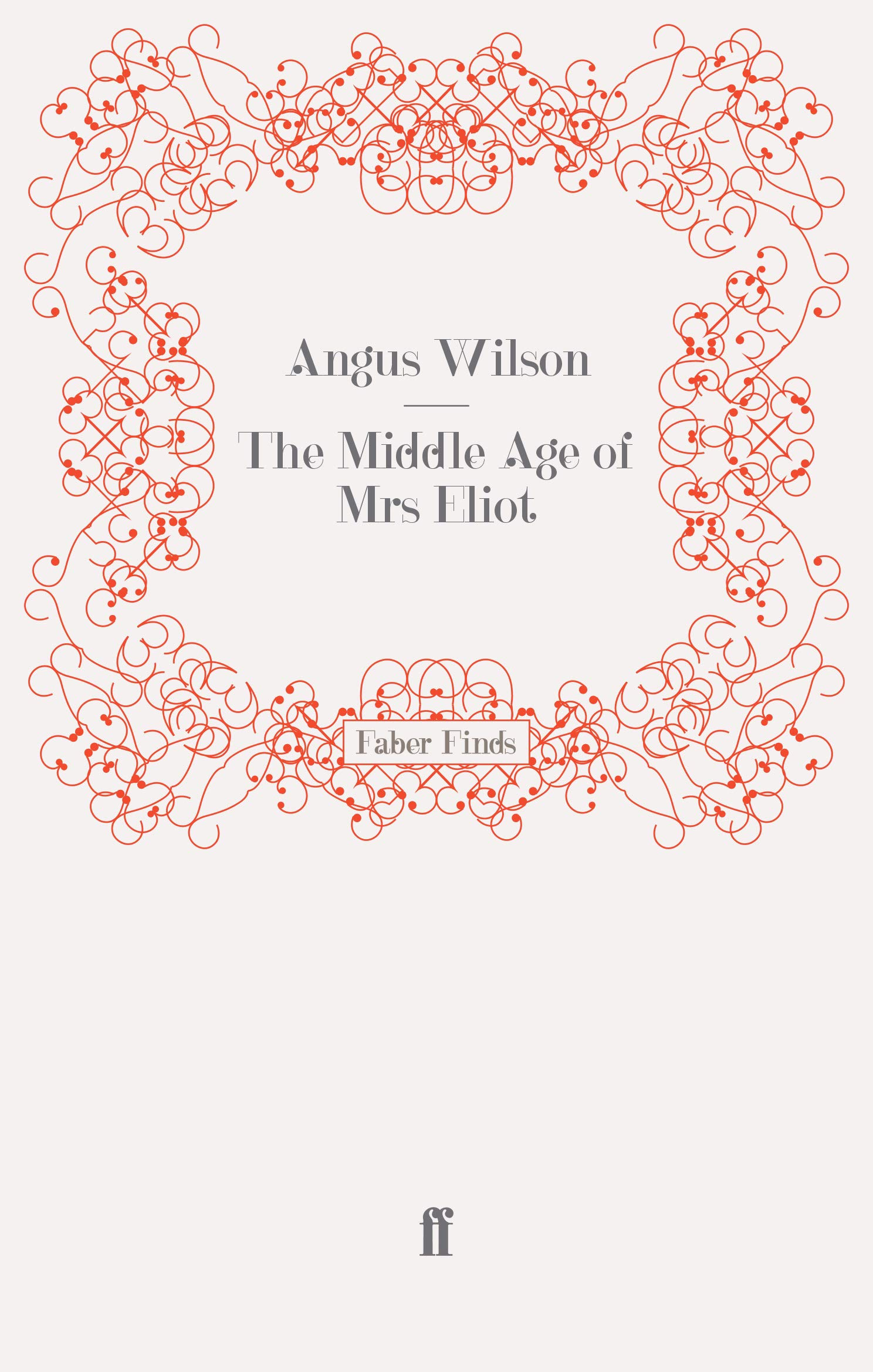 THE MIDDLE AGE OF MRS ELIOT